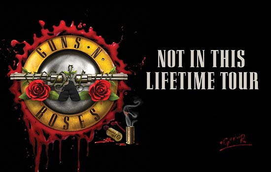 Guns N' Roses - Special Trains