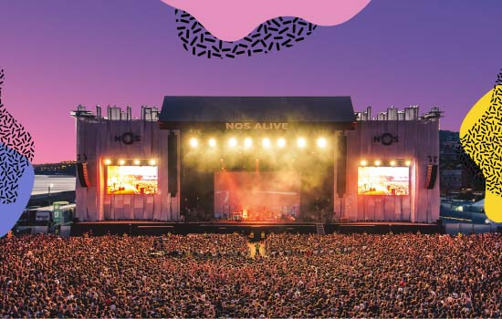 NOS Alive´17 – Special trains