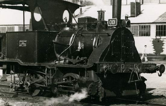 Steam engine 001