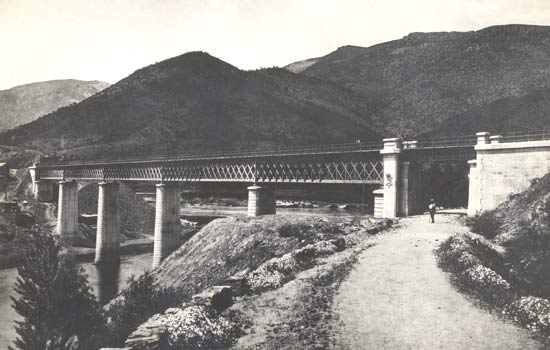 Barca de Alva bridge