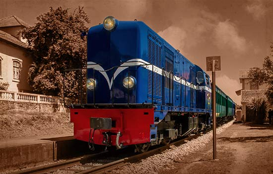Vouga Historical Train