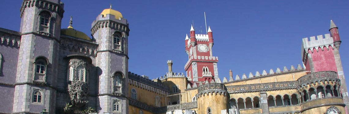 Discover Sintra by train