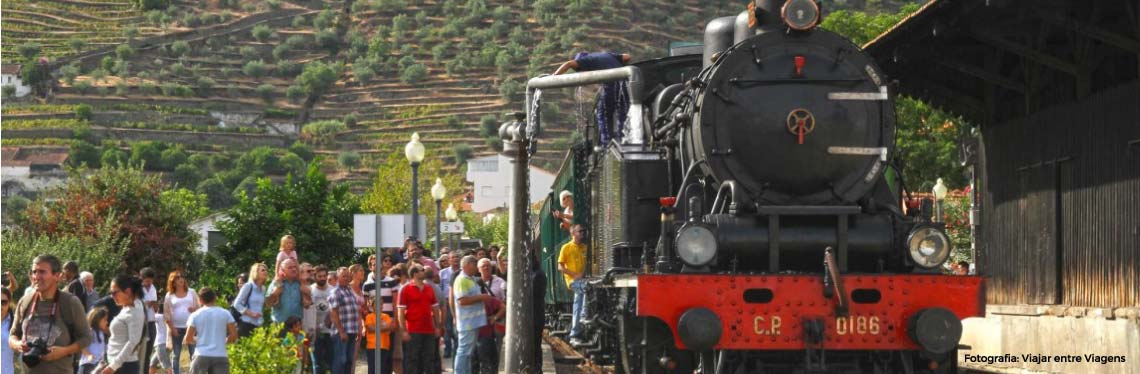 Travelling back in time on the Douro
