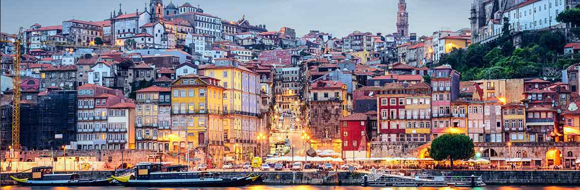 Oporto - One city you mustn't miss