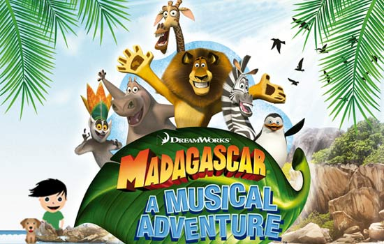 MADAGASCAR – A Musical Adventure!