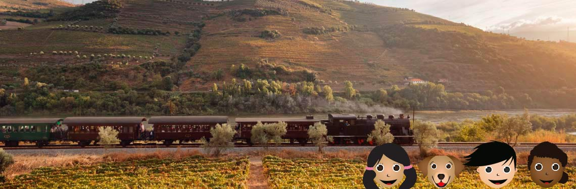 An adventure to the past in the Douro