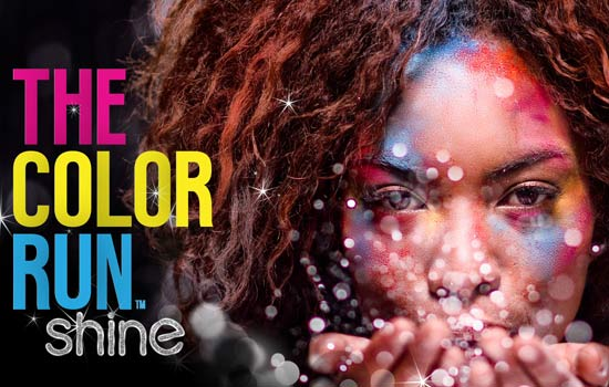 The Color Run Shine Oeiras