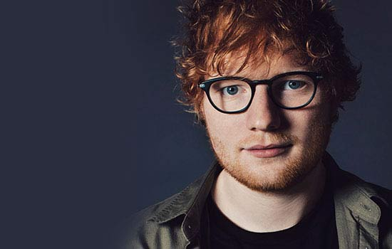 Ed Sheeran – special train