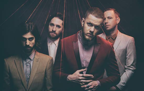 Imagine Dragons – comboio especial
