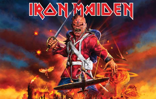 Iron Maiden – special train