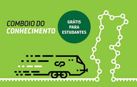 Comboio do Conhecimento (Knowledge Train)