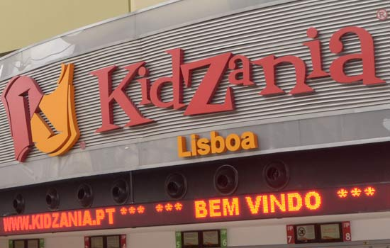 KidZania partnership
