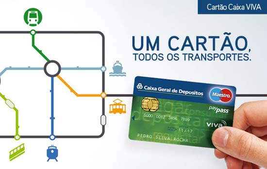 Caixa Viva card partnership