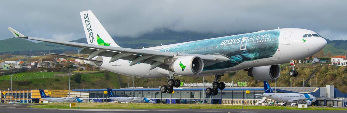 Rail&Fly SATA Azores Airlines