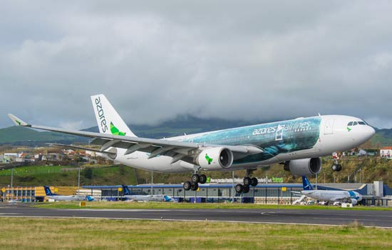 Rail&Fly - SATA Azores Airlines